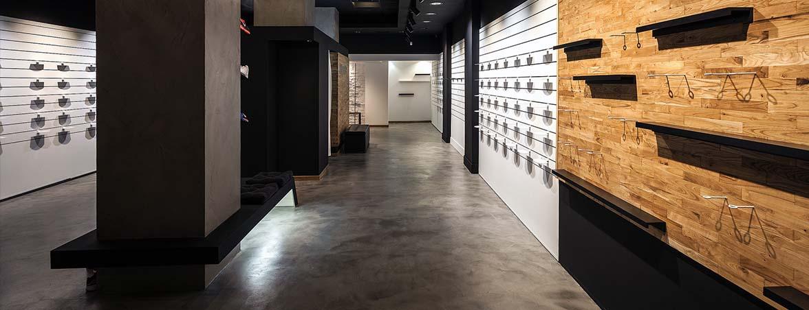 Mobiliario para tiendas estanterías | Muebles de oficina Spacio