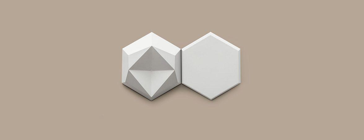 Paneles decorativos color blanco | Muebles de oficina Spacio