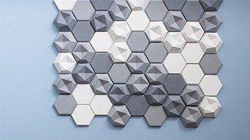 Paneles decorativos listado | Muebles de oficina Spacio