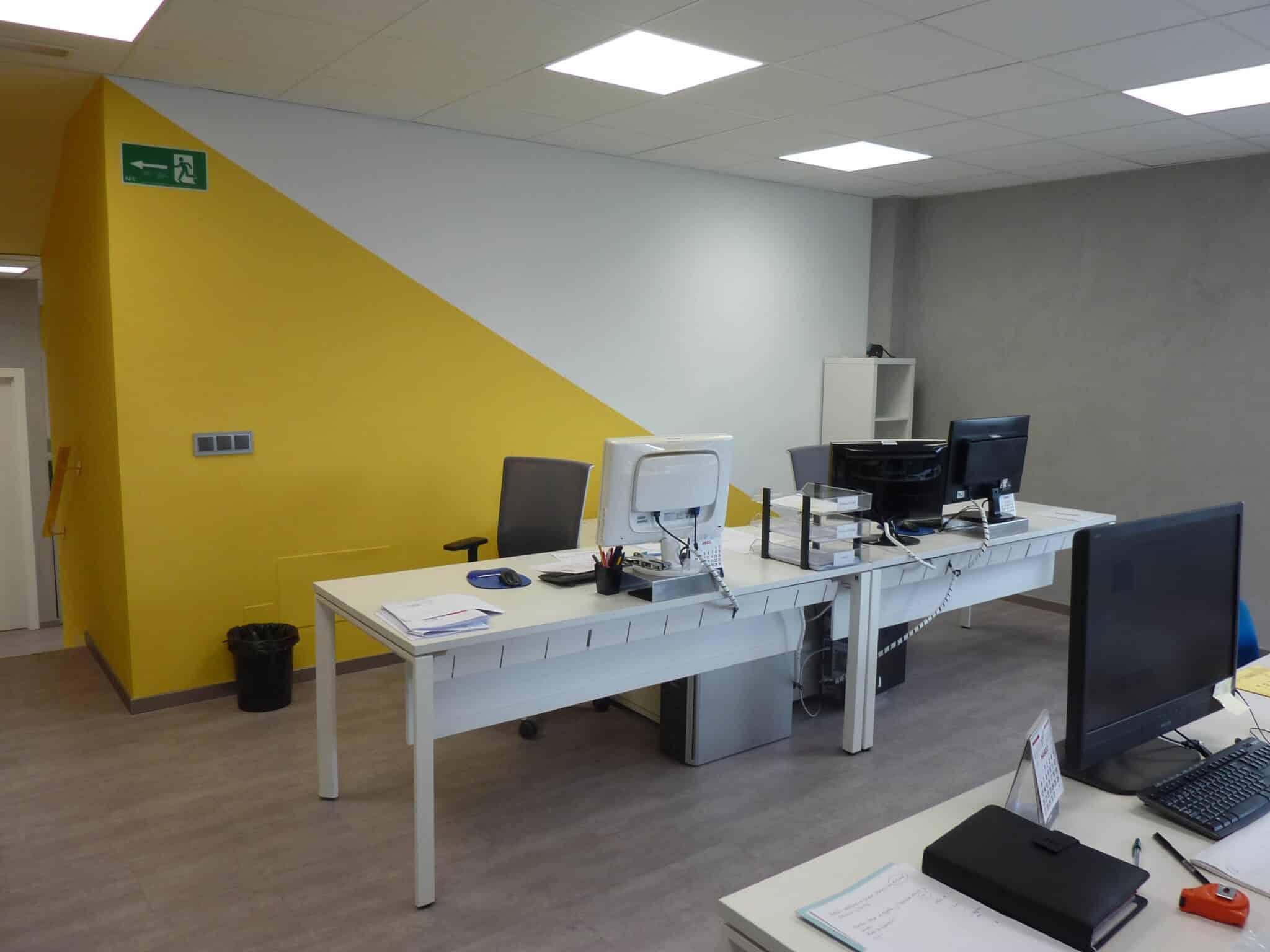 Proyecto oficinas Toral mesa Vital y Stay | Muebles de oficina Spacio