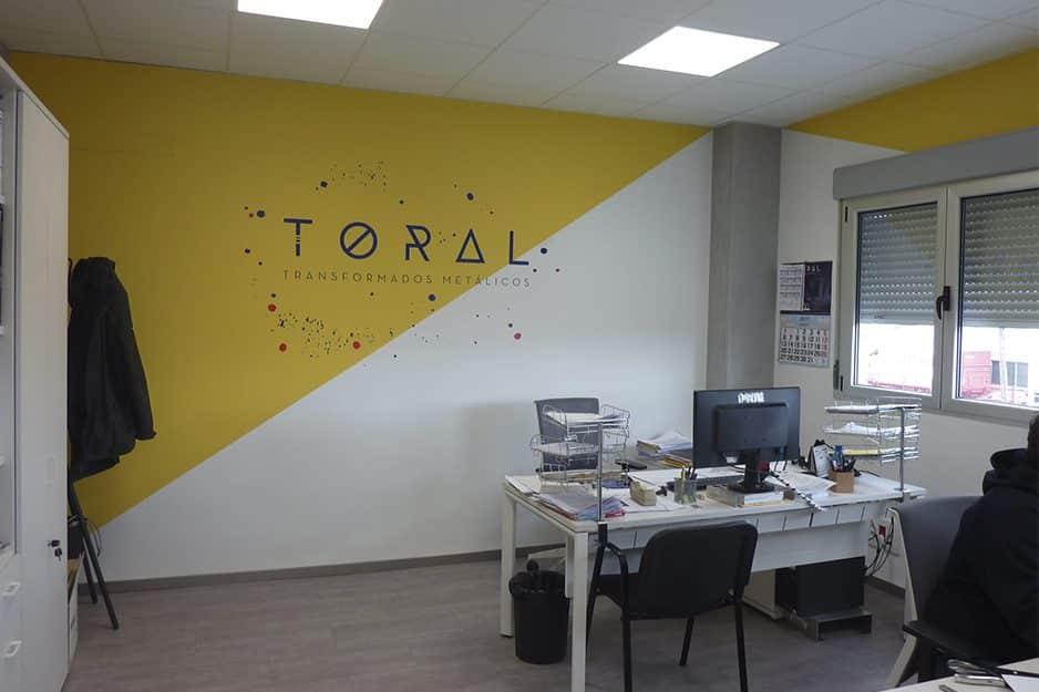 Proyecto oficinas Toral listado | Muebles de oficina Spacio