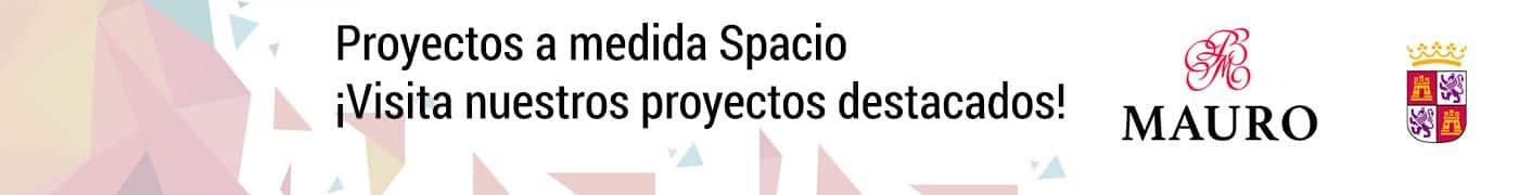Proyectos promo | Muebles de oficina Spacio