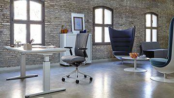 Trabajar de pie portada | Muebles de oficina Spacio