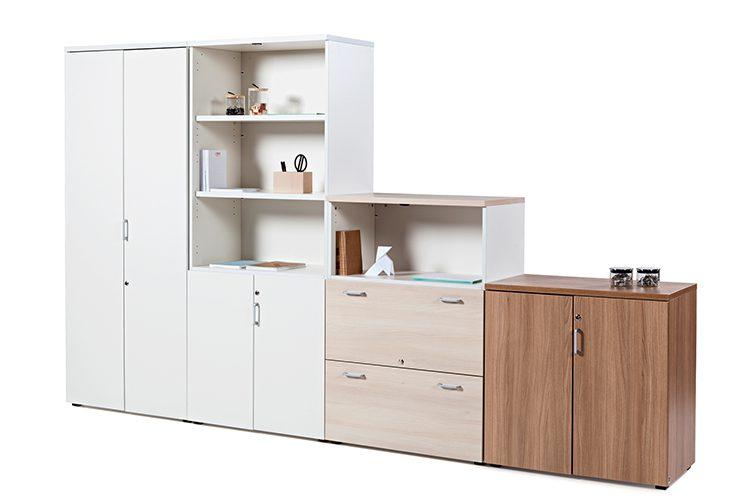 Armarios modulares Arlam listado | Muebles de oficina Spacio
