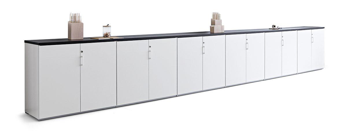 Armarios modulares Arlam portada | Muebles de oficina Spacio