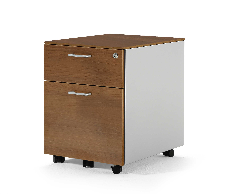 Cajoneras de melamina calam muebles de oficina spacio - Cajonera de oficina ...