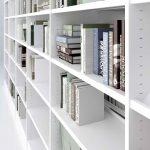 Estanterías de madera Class detalle | Muebles de oficina Spacio