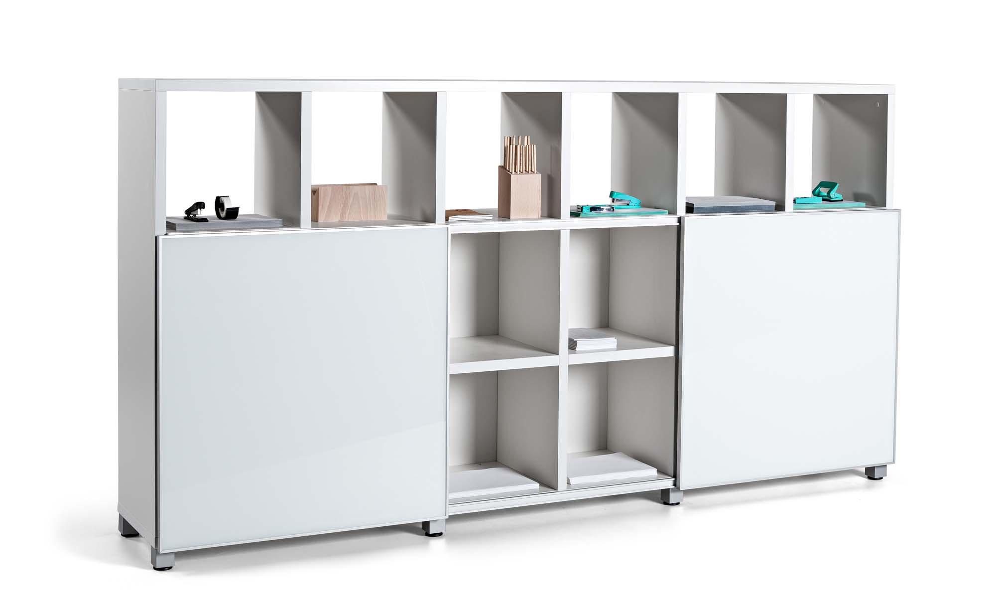 Estanterias Modulares Cubic Muebles De Oficina Spacio
