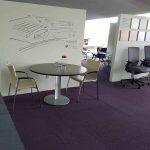 Mesa auxiliar Tabula madera   Muebles de oficina Spacio