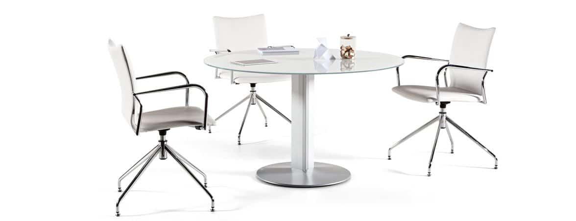 Mesa auxiliar Tabula portada   Muebles de oficina Spacio
