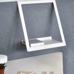 Mesa call center Link soporte horizontal   Muebles de oficina Spacio