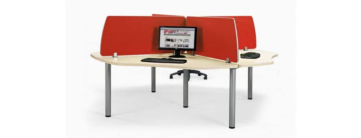 Mesa call center portada | Muebles de oficina Spacio