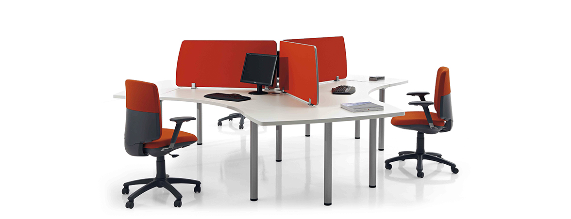 Mesa call center portada | Muebles de oficina Spacio