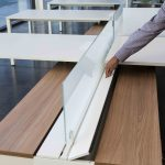 Mesa de oficina Vital Plus Spine apertura electrificación | Muebles de oficina Spacio