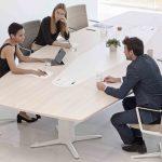 Mesa elevable Power reunión | Muebles de oficina Spacio