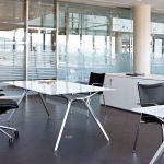 Mesa escritorio Arkitek en oficina | Muebles de oficina Spacio