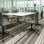 Mesa escritorio Arkitek en sala | Muebles de oficina Spacio