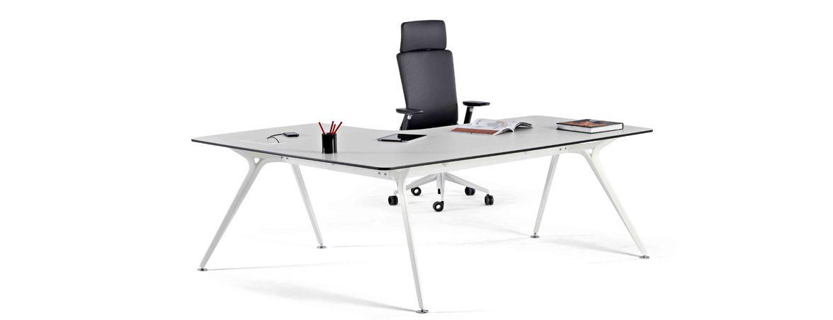 Mesa escritorio Arkitek portada | Muebles de oficina Spacio