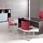 Mesa oficina Arco despacho | Muebles de oficina Spacio