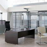 Mesa oficina Arco dirección | Muebles de oficina Spacio