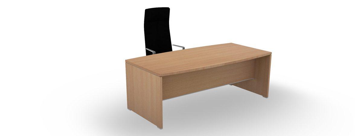 Mesa oficina Arco portada | Muebles de oficina Spacio