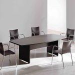 Mesa oficina Arco sala juntas | Muebles de oficina Spacio