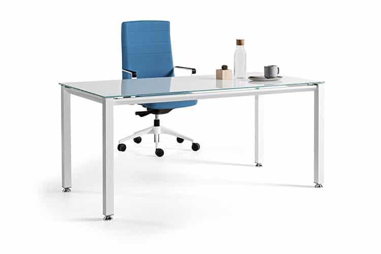 Mesa operativa Vital listado | Muebles de oficina Spacio