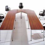 Mesa para oficina Dynamic en U | Muebles de oficina Spacio