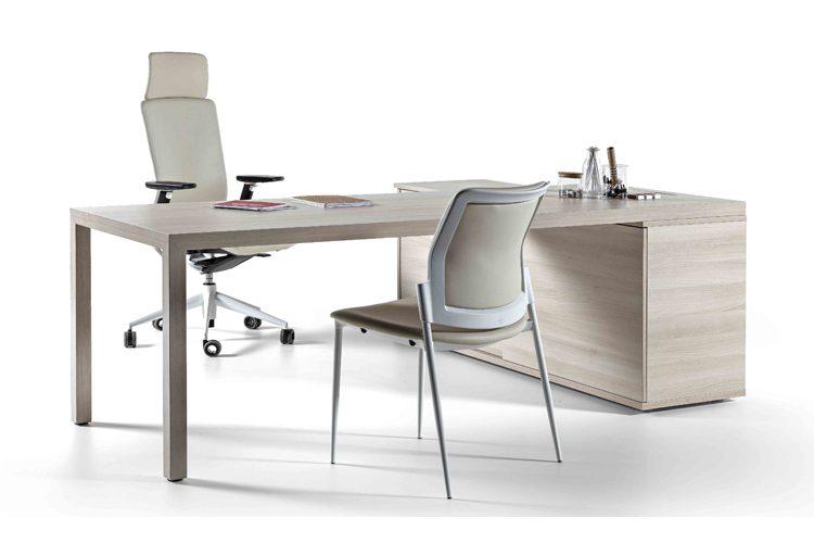 Mesa reuniones Prisma listado | Muebles de oficina Spacio