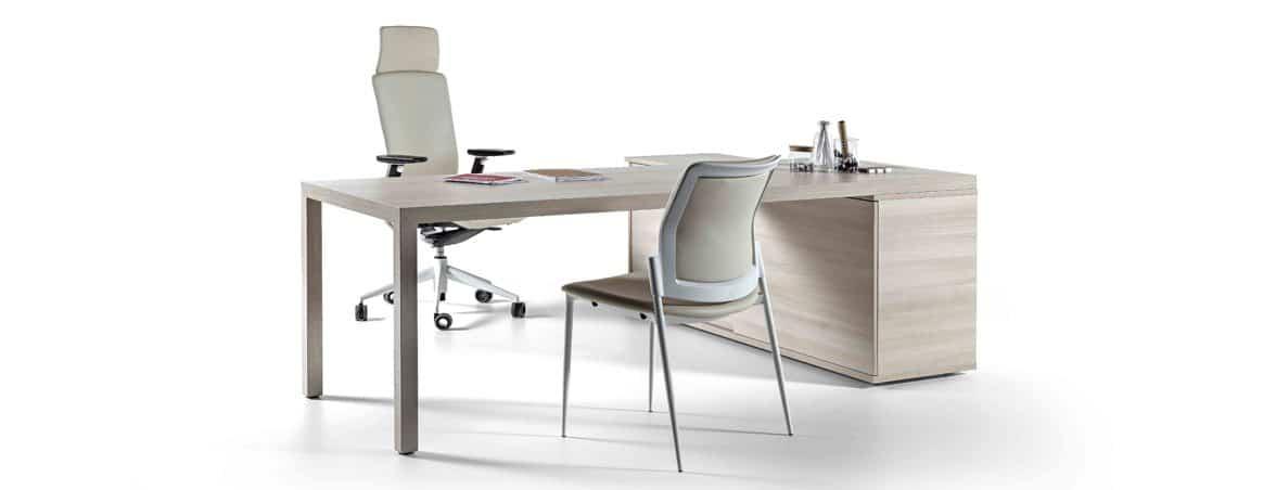 Mesa reuniones Prisma portada | Muebles de oficina Spacio