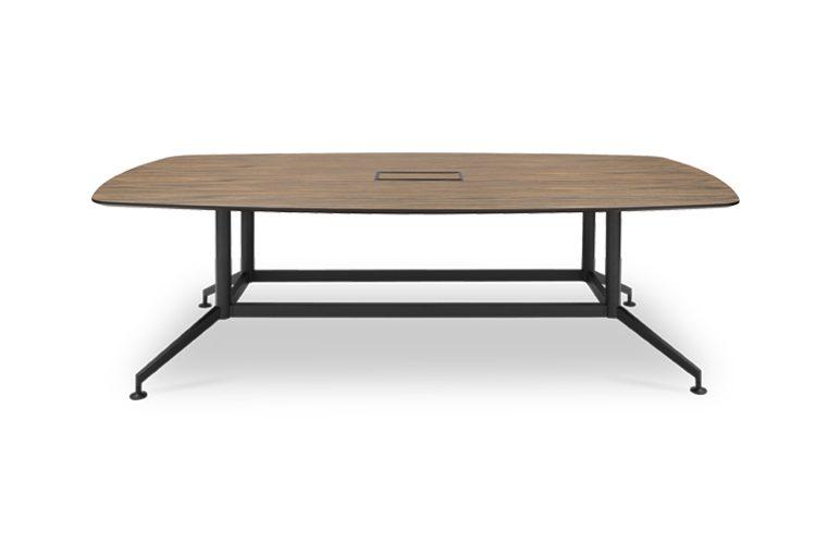 Mesas de despacho Drone listado | Muebles de oficina Spacio