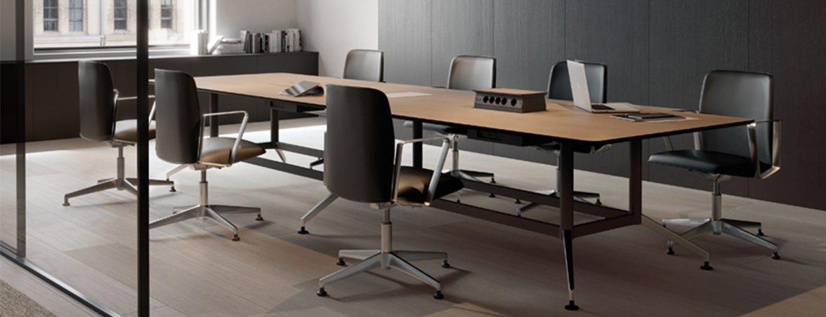 Mesas de despacho Drone portada | Muebles de oficina Spacio