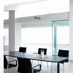 Mesa de estudio Trama con silla Uma | Muebles de oficina Spacio