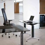 Mesa de estudio Trama individual | Muebles de oficina Spacio
