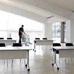 Mesa de estudio Trama sala | Muebles de oficina Spacio