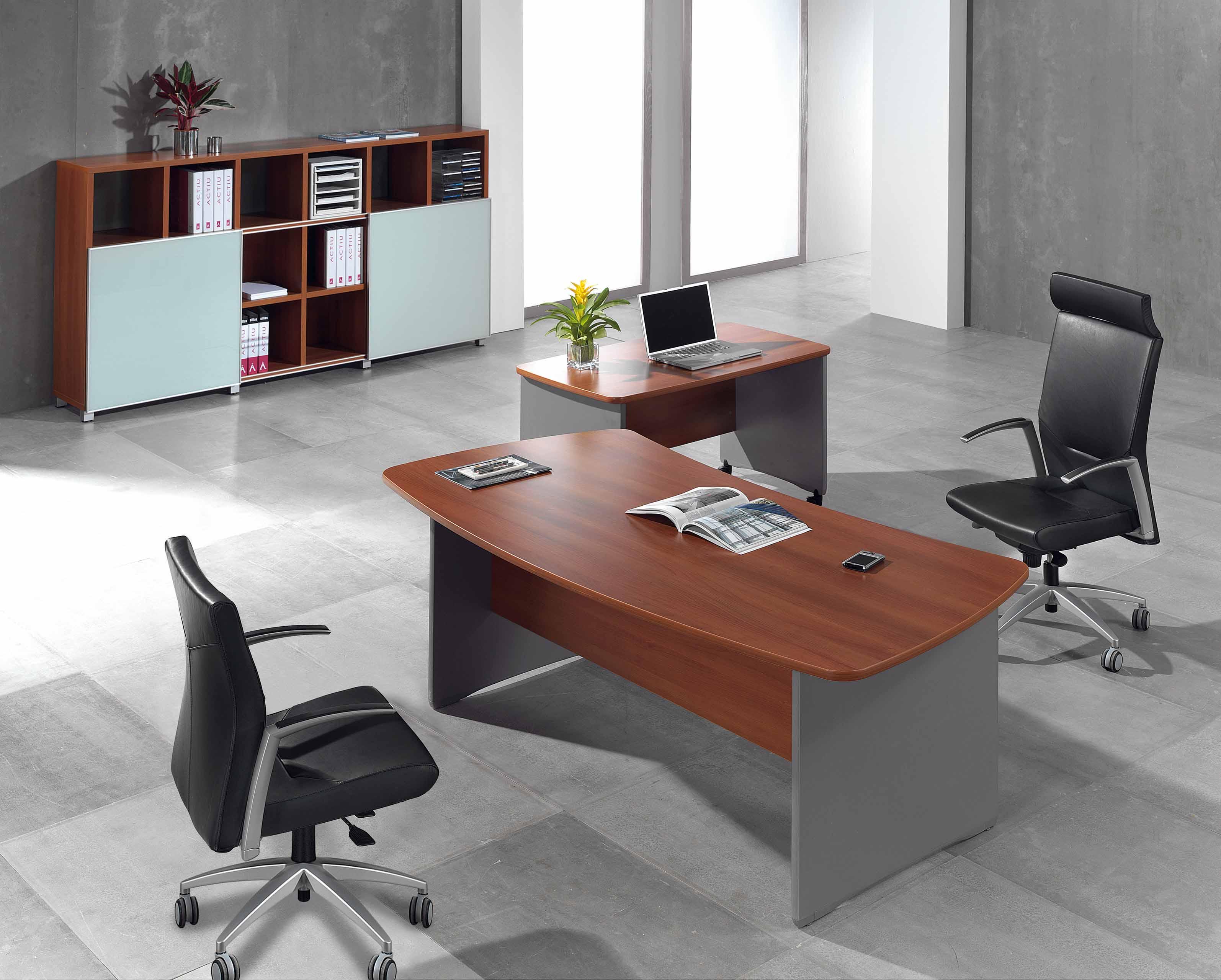 Mesas escritorio Actiu Ofimat | Muebles de oficina Spacio