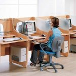 Mesas escritorio Ofimat en línea | Muebles de oficina Spacio