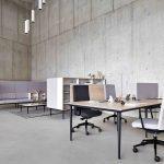 Mesas operativas Longo y colección | Muebles de oficina Spacio