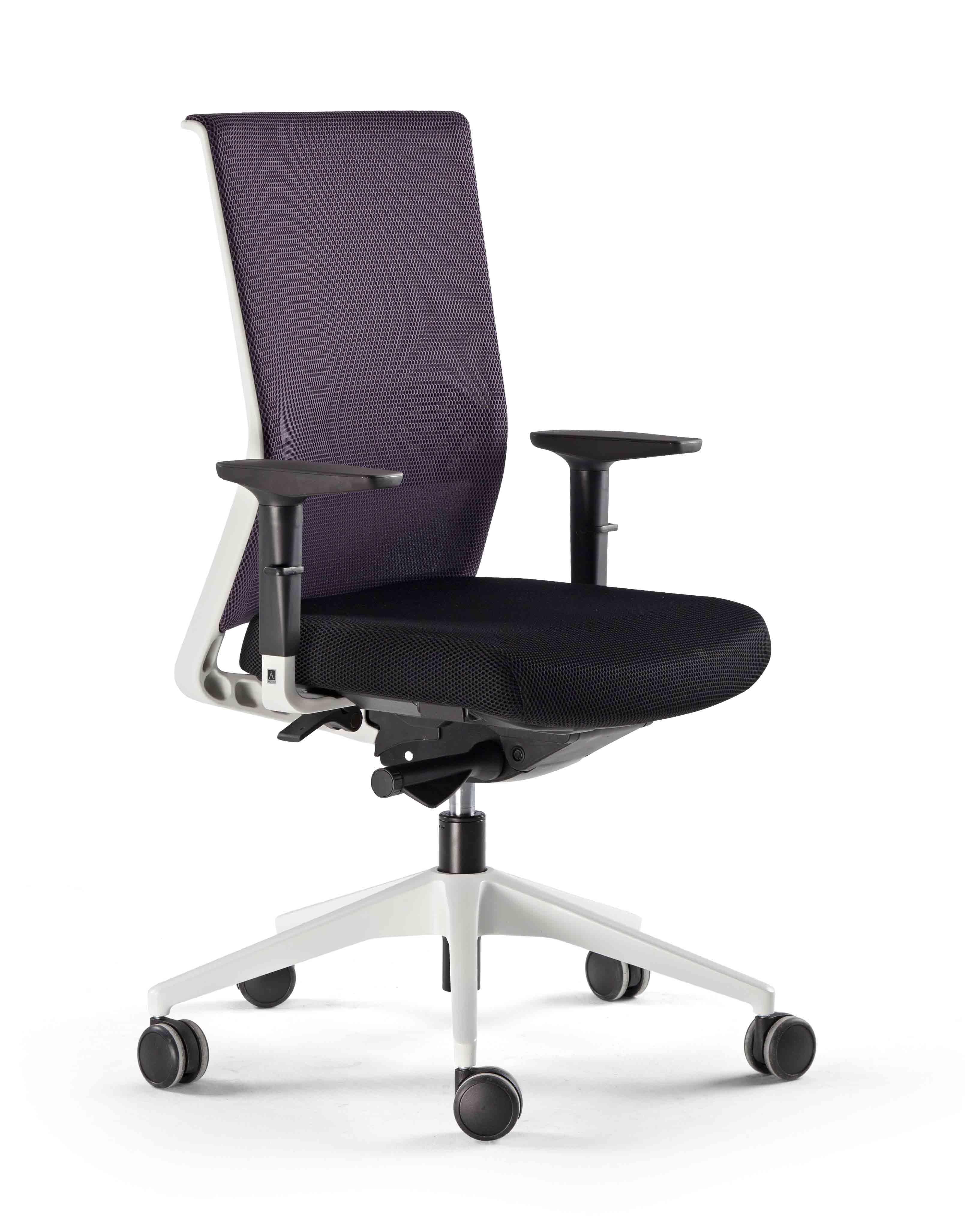 Silla stay ergon mica y c moda muebles de oficina spacio for Sillas de oficina comodas