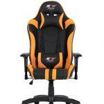 Silla gaming Nürburgring naranja | Muebles de oficina Spacio