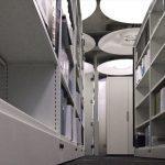 Archivos móviles eléctricos estanterías | Muebles de oficina Spacio