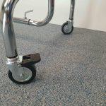 Burro ropa PRO ruedas | Muebles de oficina Spacio