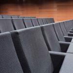 Butaca auditorio Audit tapizado | Muebles de oficina Spacio