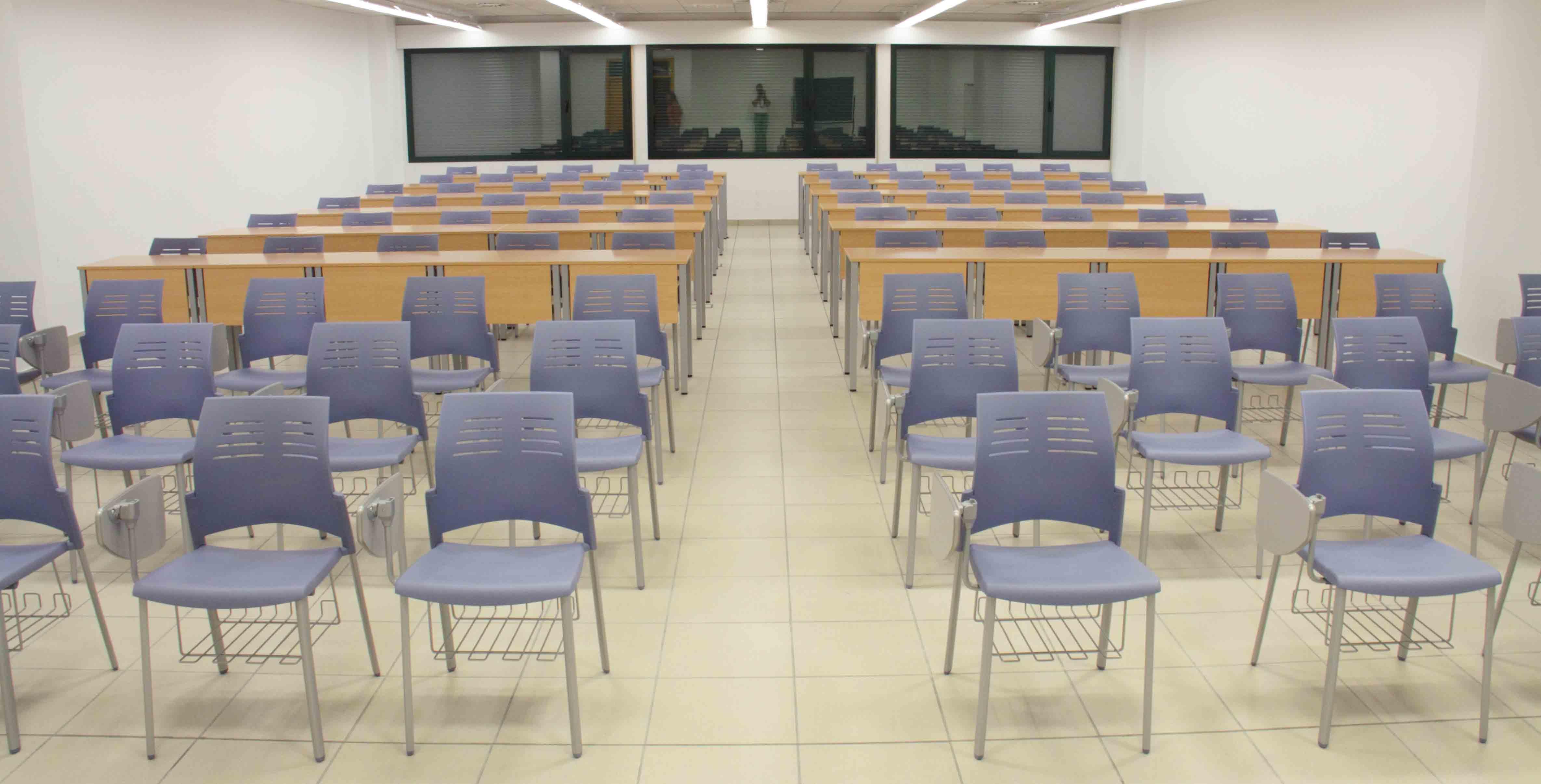 Equipamiento escolar UVA Spacio sillas | Muebles de oficina Spacio