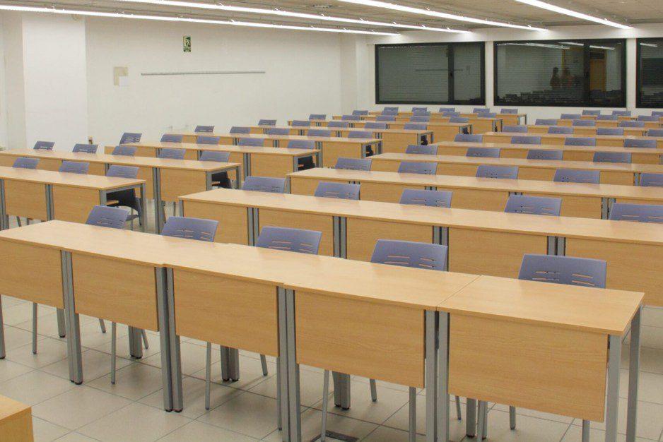 Equipamiento escolar UVA listado | Muebles de oficina Spacio