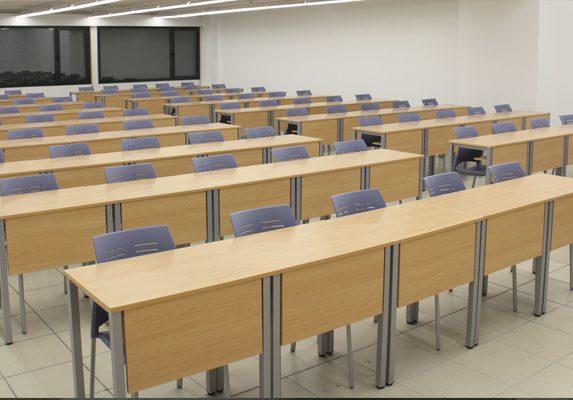 Equipamiento escolar UVA Valladolid | Muebles de oficina Spacio
