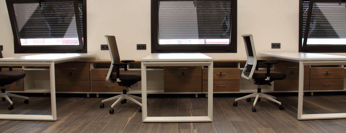Equipamiento integral Aviporc portada | Muebles de oficina Spacio