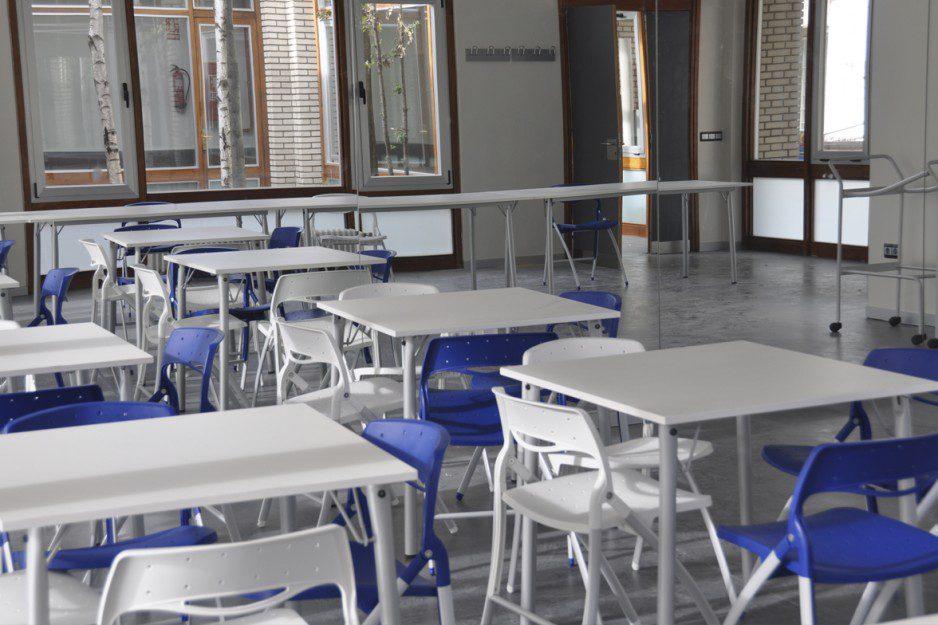 Equipamiento integral Casa Cuna listado | Muebles de oficina Spacio