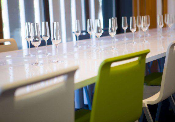 Equipamiento integral escuela cocina detalle | Muebles de oficina Spacio
