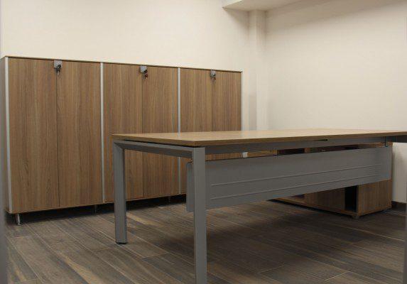 Equipamiento integral Aviporc despacho | Muebles de oficina Spacio